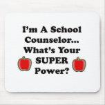 I'm a School Counselor Mousepads