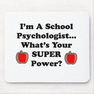 I'm a School Psychologist Mouse Pad