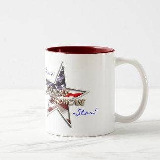 I'm a Seniors' Showcase Star! Mug