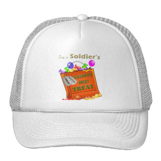 I'm a Soldier's Halloween Sweet Treat Hat