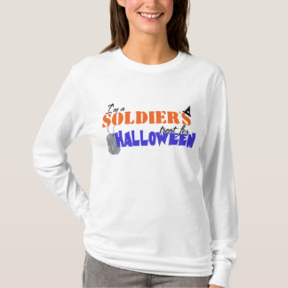 I'm a Soldier's treat for Halloween T-Shirt