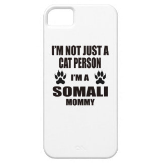 I'm a Somali Mommy iPhone 5 Cases