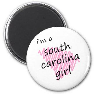 I'm a South Carolina Girl Magnet