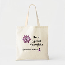 I'm A Special Snowflake Tote Bag