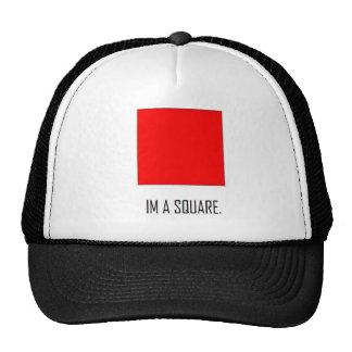 I'm A Square Hat