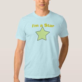 I'm a star, BWFL 2 T-shirt