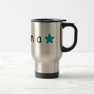 I'm a Star gifts customisable Travel Mug