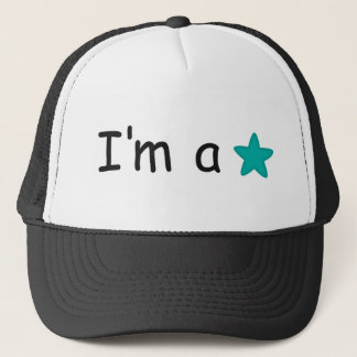 I'm a Star gifts customisable Trucker Hat
