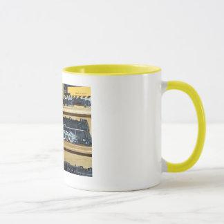 I'm a steam engine nut! mug