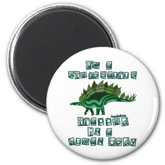 I'm a Stegosaurus Magnet