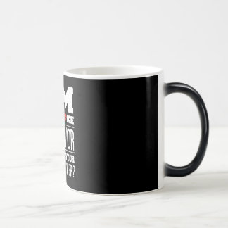 I'm A Stroke Survivor. What's Your Superpower? 11 Oz Magic Heat Color-Changing Coffee Mug