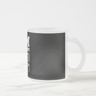 I'm A Stroke Survivor. What's Your Superpower? Frosted Glass Coffee Mug