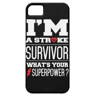 I'm A Stroke Survivor. What's Your Superpower? iPhone SE/5/5s Case