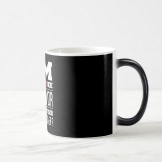 I'm A Stroke Survivor. What's Your Superpower? Magic Mug