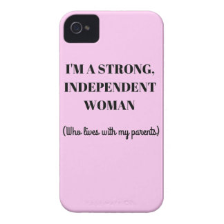 I'm a Strong Independent Woman - Funny iPhone Case