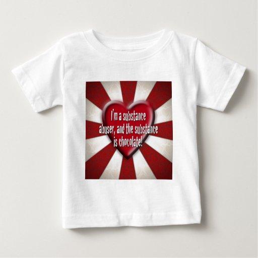 I'm a substance abuser... tee shirt