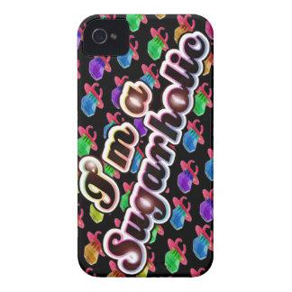 I'm A Sugarholic iPhone 4 Case