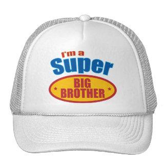 I'm a Super Big Brother Trucker Hat