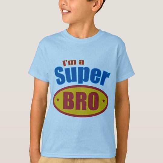 I'm a Super Bro Super Hero Brother T-Shirt