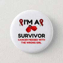 I'm A Survivor Button