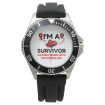 I'm A Survivor Watch