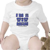 I'm a t it man tee shirts