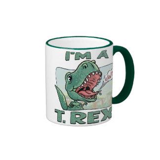 I'm a T. Rex Dinosaur Gift Ideas Coffee Mugs