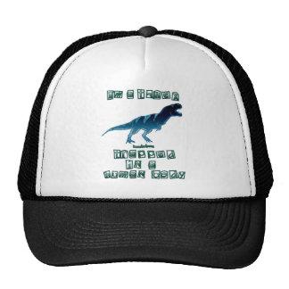 I'm a T-Rex Trucker Hat