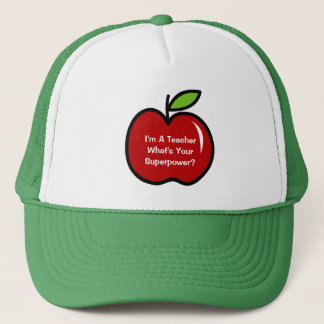 I'm a teacher what's your superpower hat