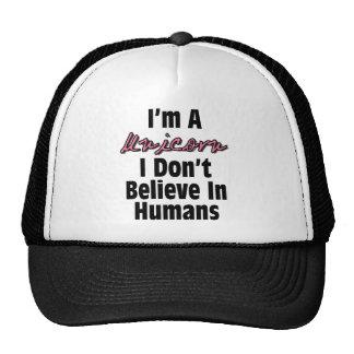 I'm A Unicorn Trucker Hat