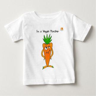 I'm a Veggie Monster Infant T-shirt