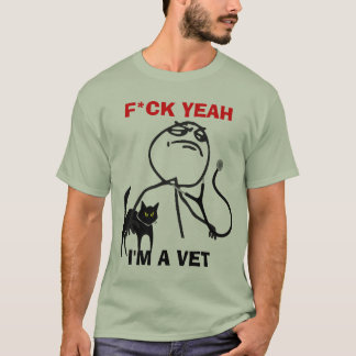 I'm a Vet T-Shirt