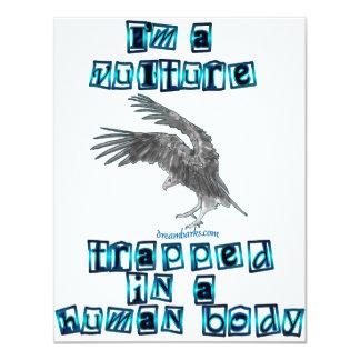 I'm a Vulture Card