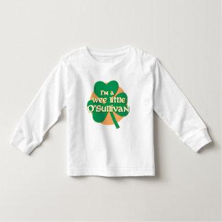 I'm a Wee Little O'Sullivan Toddler Tshirt