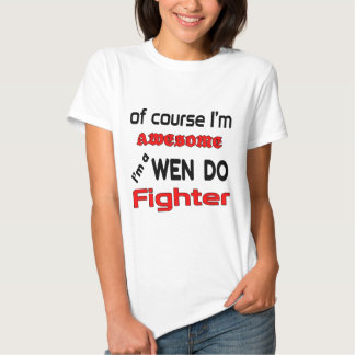 I'm a Wen-Do Fighter T-Shirt