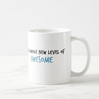 I'm A Whole New Level Of Awesome Mug
