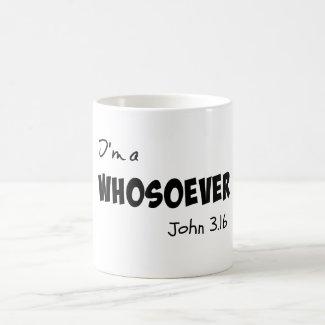 I'm a whosoever coffee mug