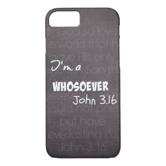 I'm a whosoever iPhone 7 case
