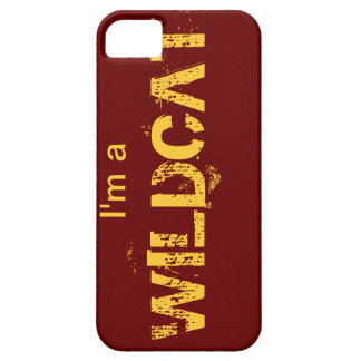 """""""i'm a WILDCAT"""" iphone case"""