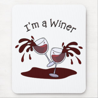 Im a Winer Mouse Pad