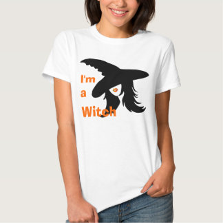 I'm a Witch but I'm a Woman Shirts