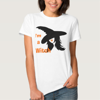I'm a Witch T-shirt
