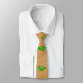 I'm a WRECKless driver and proud of it! Necktie