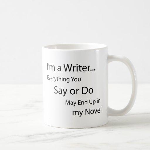 I'm a Writer... Classic White Coffee Mug