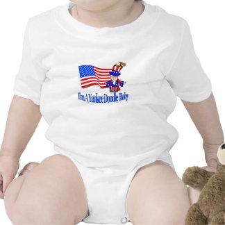 I'm A Yankee Doodle Baby Bodysuit