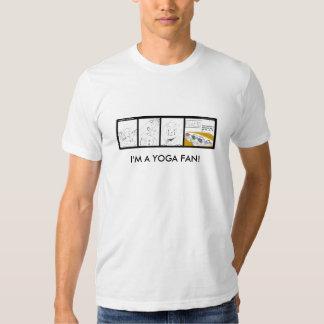 I'm A Yoga Fan Shirt
