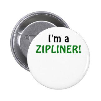 Im a Zipliner Button