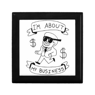 im about my business zazzle.png gift box