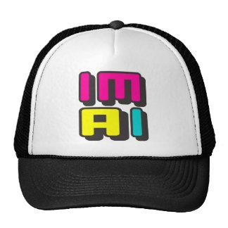 IM AI - I Am General Artificial Intelligence, Loud Trucker Hat