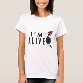 I'm Alive - Ivory Billed Woodpecker T-Shirt